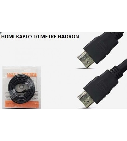 10 Metre Hdmı Kablo