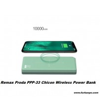 10000 mAh Remax Proda PPP-33 Chicon Wireless PowerBank