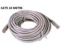 10Mt Cat5 İnternet Kablo
