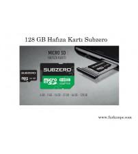 128 GB Subzero Hafıza Kartı