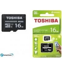 16 GB Toshıba Hafıza Kartı