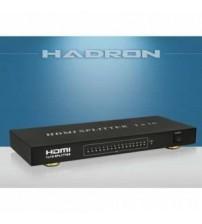 16 PORT HDMI ÇOKLAYICI HADRON 1,4V 1080