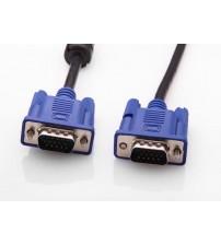 25 Metre Vga Kablo Lcd, Monitör, Projeksiyon İçin