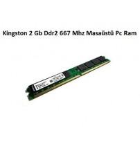 2GB DDR2 667 Mhz Masaüstü Pc Ram Kingston