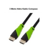 3 Metre Hdmı Kablo Compaxe