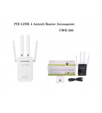 4 Antenli Router Accesspoint Wireless