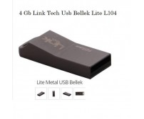 4 Gb Link Tech Usb Bellek Lite L104