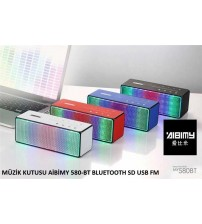 580-BT Aibimy Bluetooth Speaker