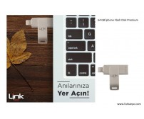 64 GB İphone Flash Disk Premium