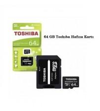 64 GB Toshıba Hafıza Kartı
