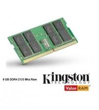 8GB DDR4 2133 Mhz Kingston Notebook Ram