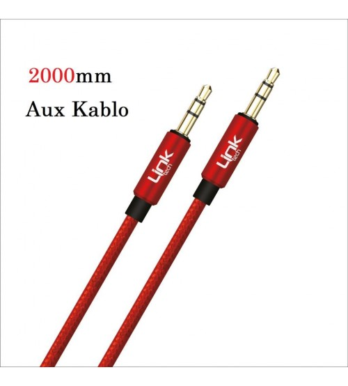 A-580 Link Tech Aux Kablo 2Mt
