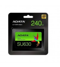 ADATA SU630 240GB 520MB-450MB/s 3D NAND Sata3 2.5'' SSD