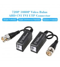 Ahd Video Balun  - Ahd Kamera CAT6 BNC Çevirici