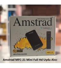 Amstrad MFC-21 Mini Full Hd Uydu Alıcı