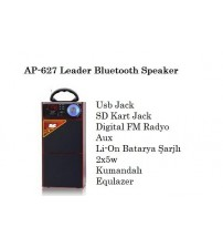 AP-627 Leader Bluetooth Speaker