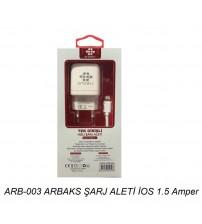 ARB-003 Arbaks Şarj Aleti İos İphone 1.5 Amper