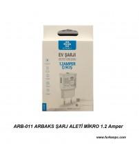 ARB-011 Arbaks Şarj Aleti 1.2 Amper
