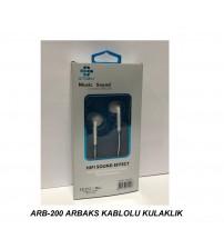 ARB-0200 Arbaks Kablolu Kulaklık