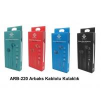 ARB-220 Arbaks Kablolu Kulaklık
