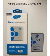 Arbaks Batarya LG G3 3000 mAh
