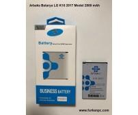 Arbaks Batarya LG K10 2017 Model 2800 mAh