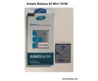 Arbaks Batarya Samsung S3 Mini İ-8190