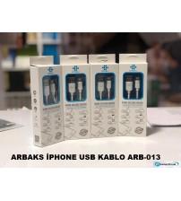 ARB-013 Arbaks Usb Kablo İos İphone