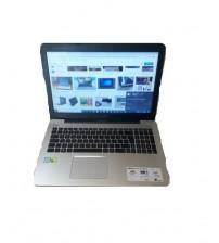 Asus 2 EL Laptop İ5 İşlemci 6. Nesil 8 Gb Ram 1 Tb Hdd 4 Gb Vga 15.6