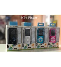 Blue İnter MP4 Player