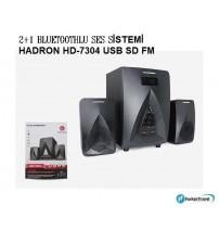 HD-7304 Hadron Bluetooth 2+1 Ses Sistemi