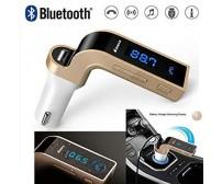 Bluetoothlu FM Transmitter Car G7