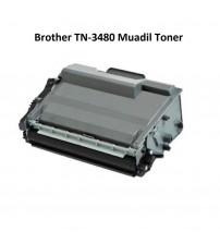 Brother TN-3480 Muadil Toner