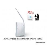 HP-GNV2 150Mhz Buffalo Adsl Modem+2