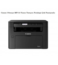 Canon I-Sensys MF112 Yazıcı Tarayıcı Fotokopi Çok Fonsiyonlu
