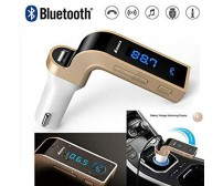 Bluetoothlu FM Transmitter Car G7