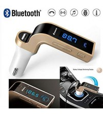 Car G7 Bluetoothlu FM Transmitter