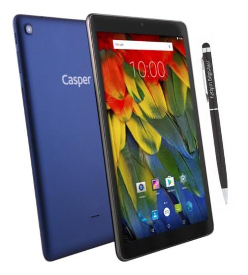 """Casper Tablet Via S10 16GB  IPS 2GB RAM 10.1"""""""