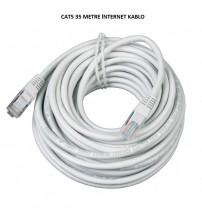 35Mt Cat5 İnternet Kablo