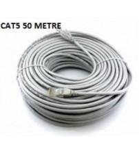 50Mt Cat5 İnternet Kablo