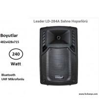 Çek Çek LD-284A Leader Bluetoothlu Sahne Hoparlörü