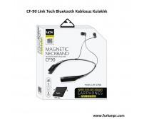 CF-90 Link Tech Bluetooth Kablosuz Kulaklık