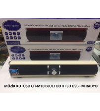 CH-M10 Bluetooth Speaker
