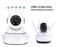 CMR-11 Blue İnter Akıllı İp Kamera 5 Antenli