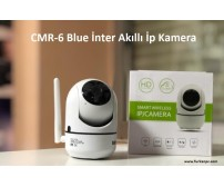 CMR-6 Blue İnter Akıllı İp Kamera