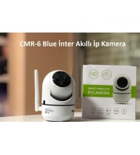 CMR-6 Blue İnter Akıllı İp Kamera