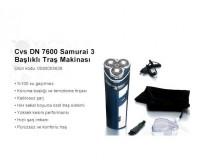 CVS DN 7600 Samuraı Sakal Traş Makinesi