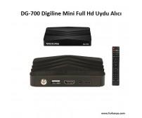 DG-700 Digiline Mini Full Hd Uydu Alıcı