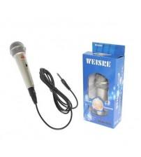 DM-401 Weisre Kablolu El Mikrofonu