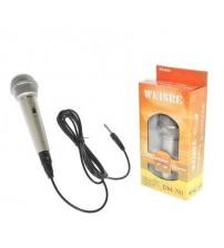 DM-701 Weisre Kablolu El Mikrofonu